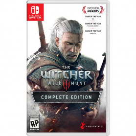 Namco The Witcher 3: Wild Hunt Complete Switch  E 113860