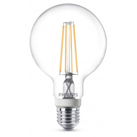PHILIPS LED Globo Globo Classic E27 60 W 2700  dimmerabile LEDFILGL60GOLD