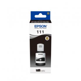 EPSON C13T03M140 FLACONE INK NERO 111 PER ECOTANK M1100/1170/2170/3140...