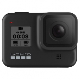 GOPRO HERO8 BLACK ACTION CAM