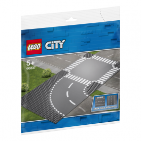 LEGO 60237 CITY SUPPLEMENTARY CURVA E INCROCIO