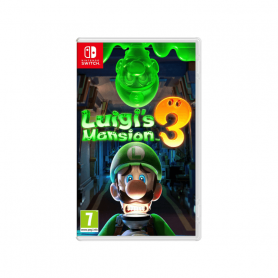 NINTENDO LUIGI  S MANSION 3 SWITCH