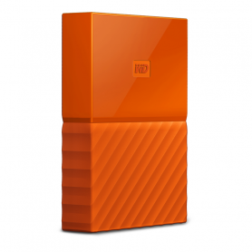 W.D. WDBYFT0020BOR MY PASSPORT 2TB 2.5   USB3.0 ARANCIO HARD DISK EST