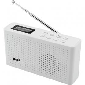 SOUNDMASTER DAB150W BIANCA RADIO DAB