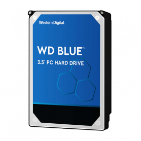 WESTERN DIGITAL  HARD DISK 6TB BLUE 256MB WD60EZAZ