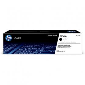 HP W1106A TONER NERO 106A DA 1000PAG PER LASERJET 107/135/137