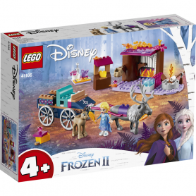LEGO 41166 DISNEY PRINCESS L  AVVENTURA SUL CARRO DI ELSA
