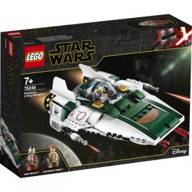 LEGO 75248 STAR WARS A-WING STARFIGHTER DELLA REPUBBLICA
