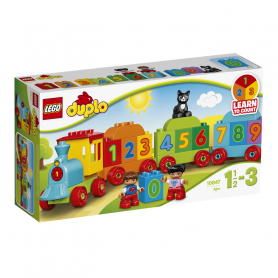 LEGO 10847 DUPLO MY FIRST IL TRENO DEI NUMERI