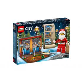 LEGO CITY TOWN 60201 CALENDARIO DELL AVVENTO LEGO CITY