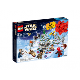 LEGO STAR WARS TM 75213 CALENDARIO DELL AVVENTO 2018
