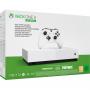 MICROSOFT XBOX ONE S 1TB All Digital (NEW) include Minecraft - Fortnite -Sea of Thieves  - MODELLO PRIVO DEL LETTORE DVD