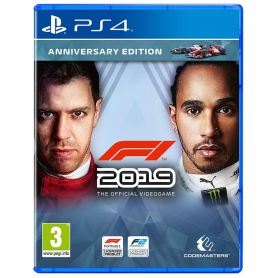 CODEMASTER F1 2019 PS4