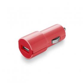 CELLULAR CBRUSBSMARTP CARICABATTERIA AUTO USB 1A ROSA