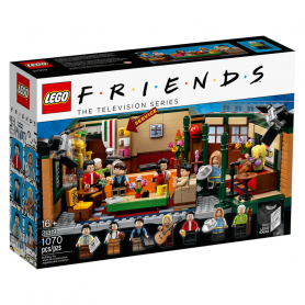 LEGO 21319  Ideas: Friends - Central Perk