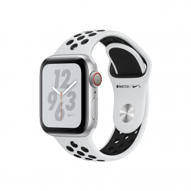 APPLE MTX62TY/A Watch Nike  Series 4 GPS   Cellular, 40mm