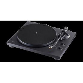 TEAC TN180BTB Giradischi BT a cinghia 33/45 con uscita phono, linea ed USB Colore Black