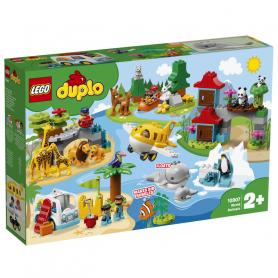 LEGO DUPLO TOWN 10907 CONF WORLD ANIMALS