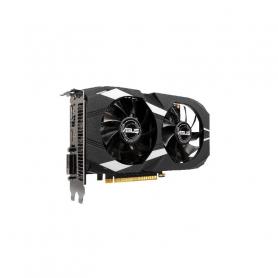 ASUS DUAL-GTX1650-O4G NVIDIA GEFORCE GTX-1650 4GB DDR5 SC.GRAFICA