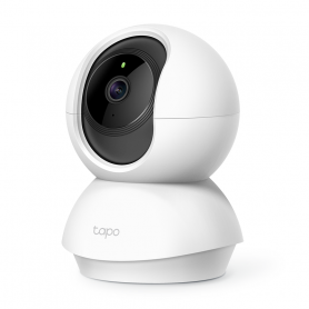 TP-LINK TAPO C200 VIDEOCAMERA IP WIFI FHD1080p, NIGHT DAY, MOTORIZZ.PAN/TILT, MICROSD, AUDIO BIDIR.