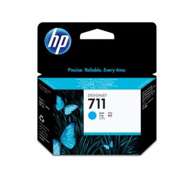 HP CZ130A CARTUCCIA 711 CIANO 29ML