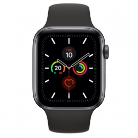 APPLE MWVF2TY/A WATCH SERIE 5 GPS 44MM ALLUMINIO NERO