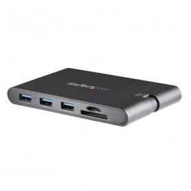 STARTECH ADATTATORE USB-C CON HDMI E VGA DKT30CHVSCPD