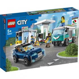 LEGO CITY TURBO WHEELS 60257 STAZIONE DI SERVIZIO