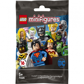 LEGO MINIFIGURES 71026 DC SUPER HEROES SERIES