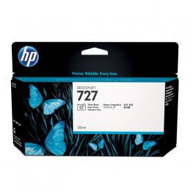 HP 727 - 130 ml - cartuccia nero fotografico B3P23A