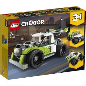 LEGO CREATOR 31103 RAZZO-BOLIDE