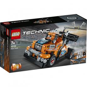 LEGO TECHNIC 42104 CAMION DA GARA