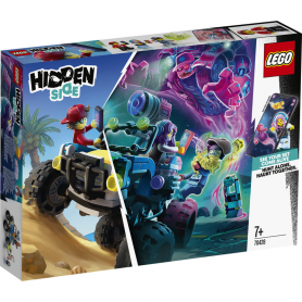 LEGO HIDDEN SIDE 70428 IL BUGGY DA SPIAGGIA DI JACK