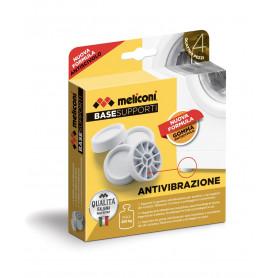 MELICONI 656102 SUPPORTI ANTIVIBRAZIONE