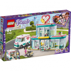 LEGO FRIENDS 41394 L OSPEDALE DI HEARTLAKE CITY