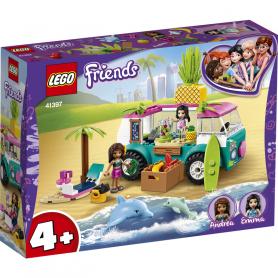 LEGO FRIENDS 41397 IL FURGONE DEI FRULLATI