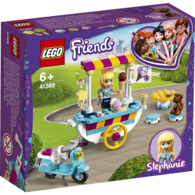 LEGO FRIENDS 41389 IL CARRETTO DEI GELATI
