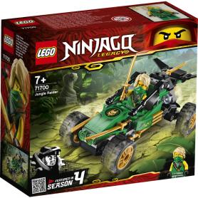 LEGO NINJAGO 71700 FUORISTRADA DELLA GIUNGLA