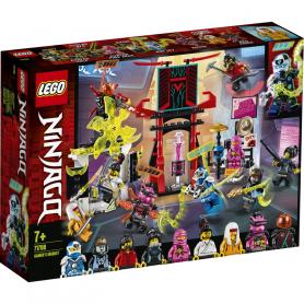 LEGO NINJAGO 71708 IL MERCATO DEI NINJA GAMERS