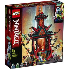 LEGO NINJAGO 71712 IL TEMPIO DELLA FOLLIA IMPERIALE