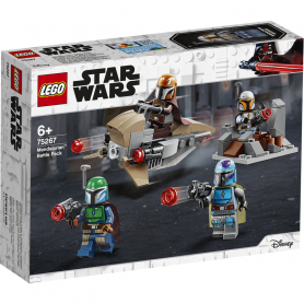 LEGO STAR WARS 75267 BATTLE PACK MANDALORIAN