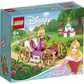 LEGO DISNEY PRINCESS 43173 LA CARROZZA REALE DI AURORA