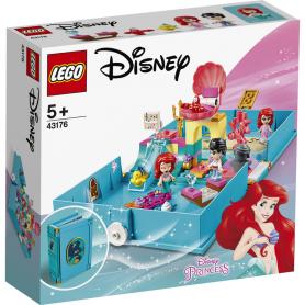 LEGO DISNEY PRINCESS 43176 IL LIBRO DELLE FIABE DI ARIEL
