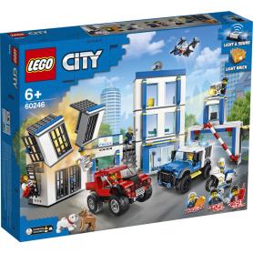 LEGO CITY POLICE 60246 STAZIONE DI POLIZIA
