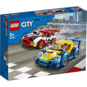 LEGO CITY TURBO WHEELS 60256 AUTO DA CORSA