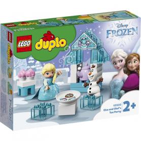 LEGO DUPLO PRINCESS 10920 IL TEA PARTY DI ELSA E OLAF