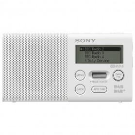 SONY XDR-P1DPW RADIO DAB  BIANCA
