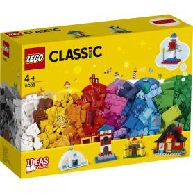 LEGO CLASSIC 11008 MATTONCINI E CASE