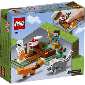 LEGO MINECRAFT 21162 AVVENTURA NELLA TAIGA