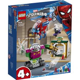 LEGO SUPER HEROES 76149 LA MINACCIA DI MYSTERIO
